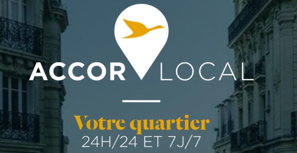 Accor veut connecter ses hôtels avec leur quartier