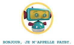 Payby, le robot / newsletter #paiement 2 fois par semaine